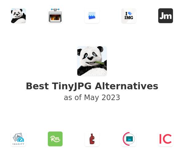 Best TinyJPG Alternatives