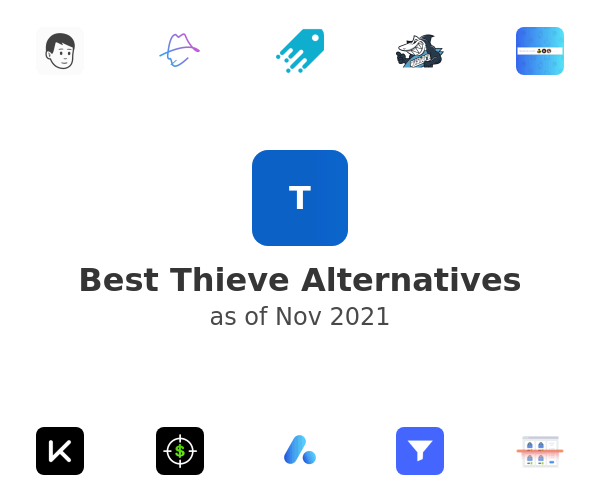 Best Thieve Alternatives