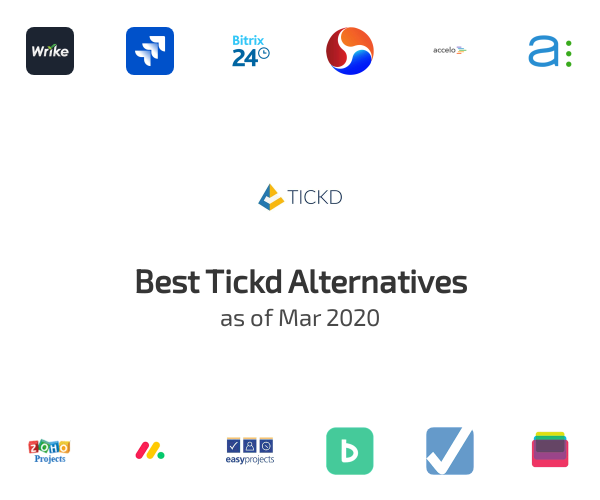 Best Tickd Alternatives