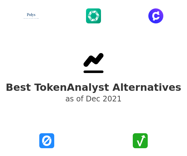 Best TokenAnalyst Alternatives