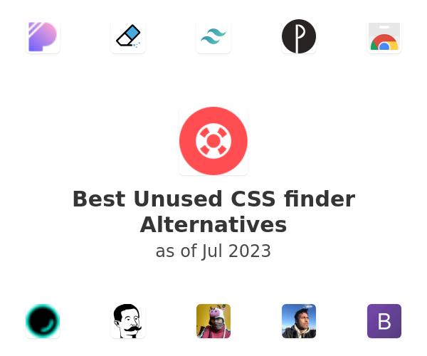 Best Unused CSS finder Alternatives