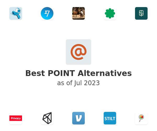 Best POINT Alternatives