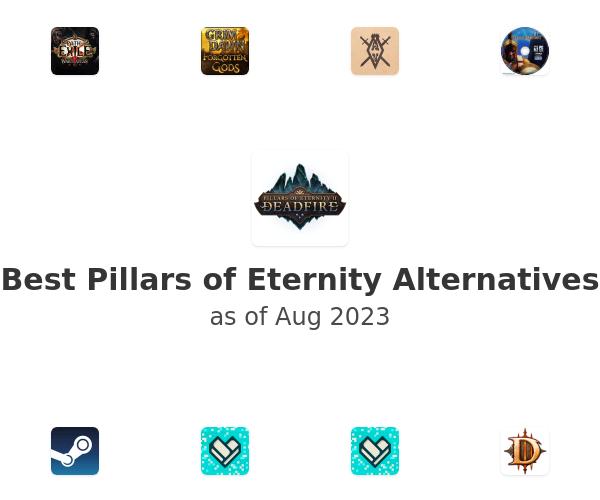 Best Pillars of Eternity Alternatives
