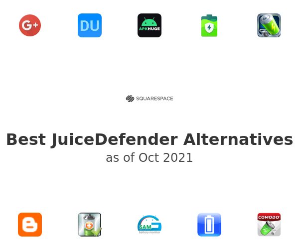 Best JuiceDefender Alternatives