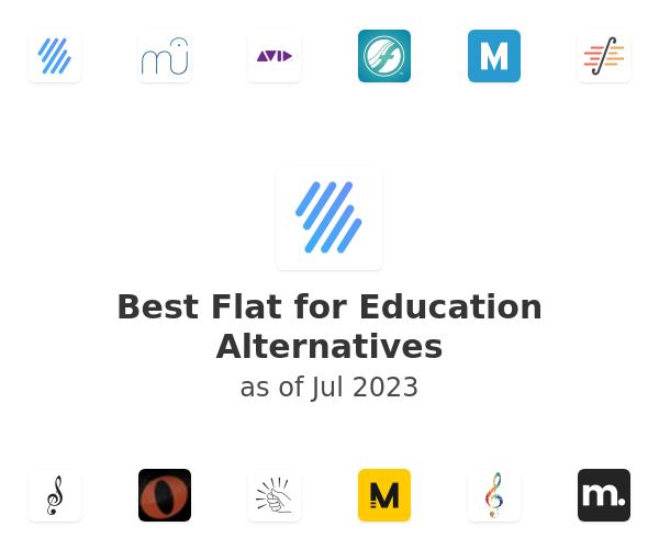 Best Flat for Education Alternatives