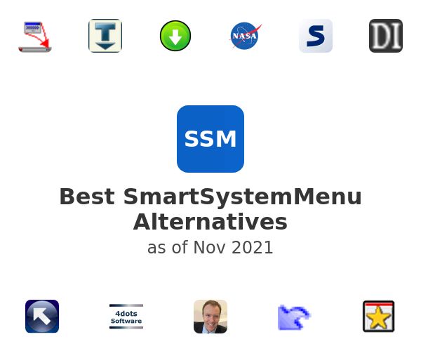 Best SmartSystemMenu Alternatives