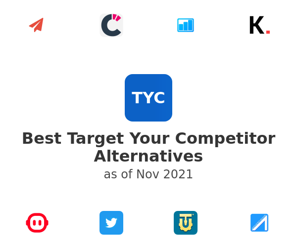 Best Target Your Competitor Alternatives