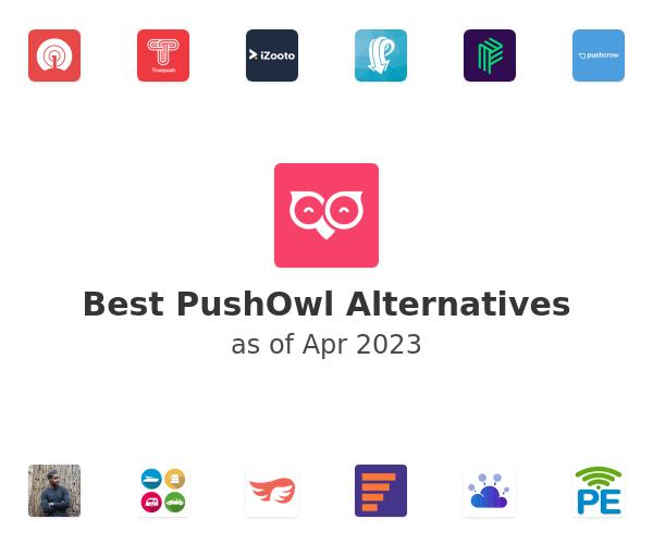 Best PushOwl Alternatives