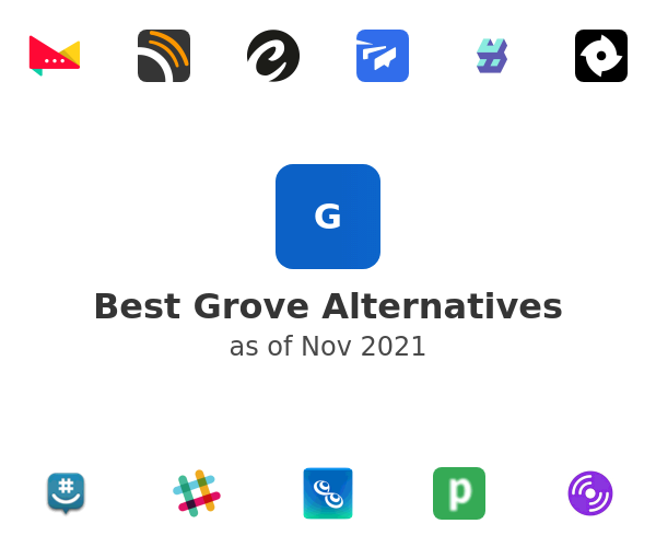 Best Grove Alternatives