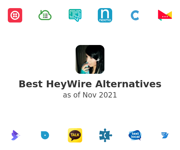 Best HeyWire Alternatives