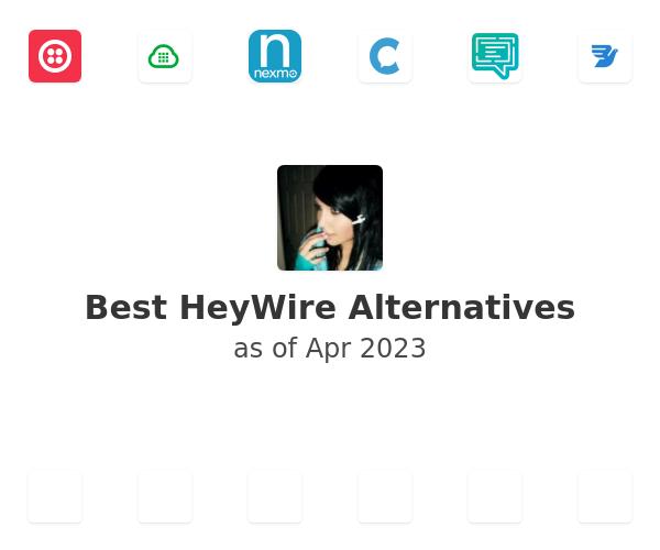 Best HeyWire Alternatives