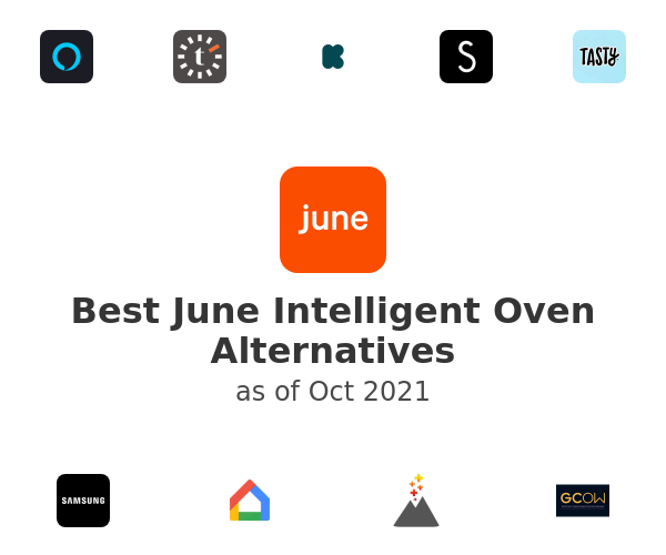 Best June Intelligent Oven Alternatives