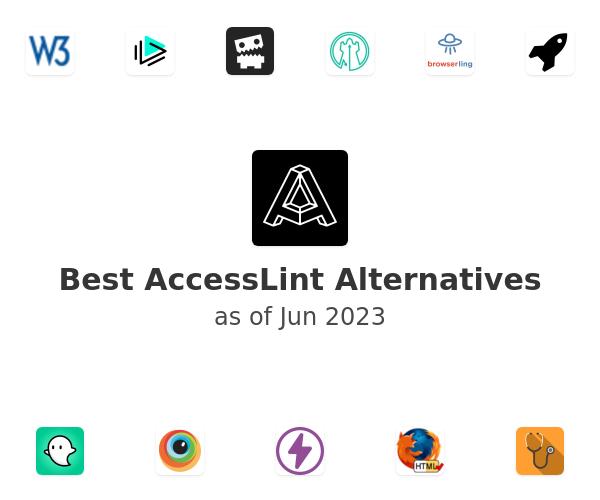 Best AccessLint Alternatives