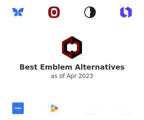 Best Emblem Alternatives