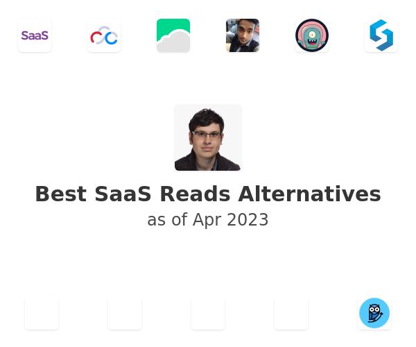 Best SaaS Reads Alternatives