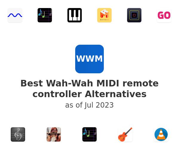 Best Wah-Wah MIDI remote controller Alternatives