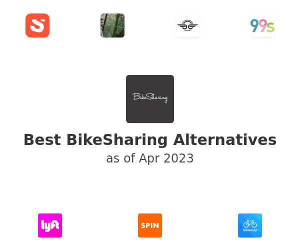 Best BikeSharing Alternatives