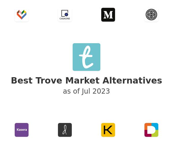Best Trove Market Alternatives