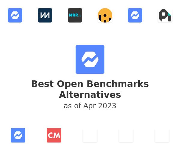Best Open Benchmarks Alternatives