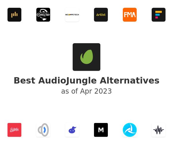 Best AudioJungle Alternatives