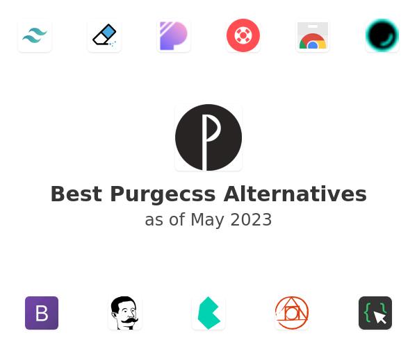 Best Purgecss Alternatives