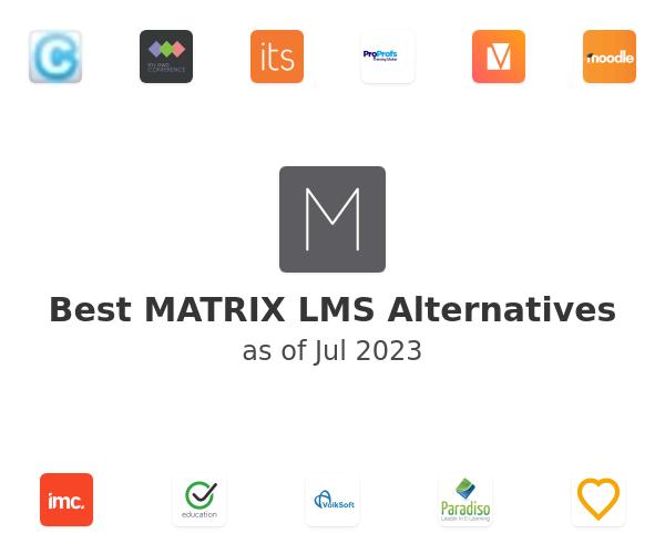 Best MATRIX LMS Alternatives