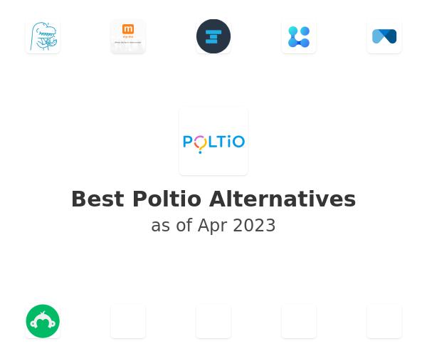 Best Poltio Alternatives