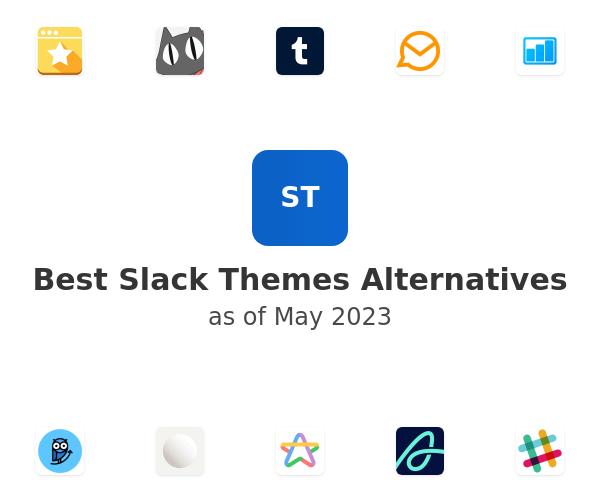 Best Slack Themes Alternatives