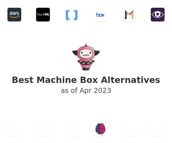 Best Machine Box Alternatives