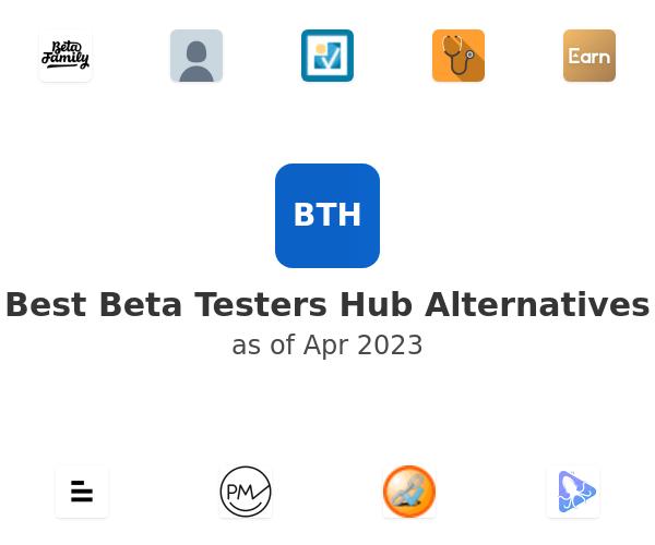 Best Beta Testers Hub Alternatives