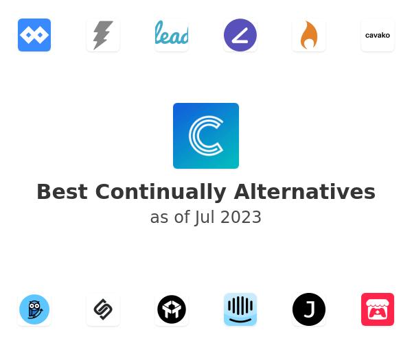 Best Continually Alternatives