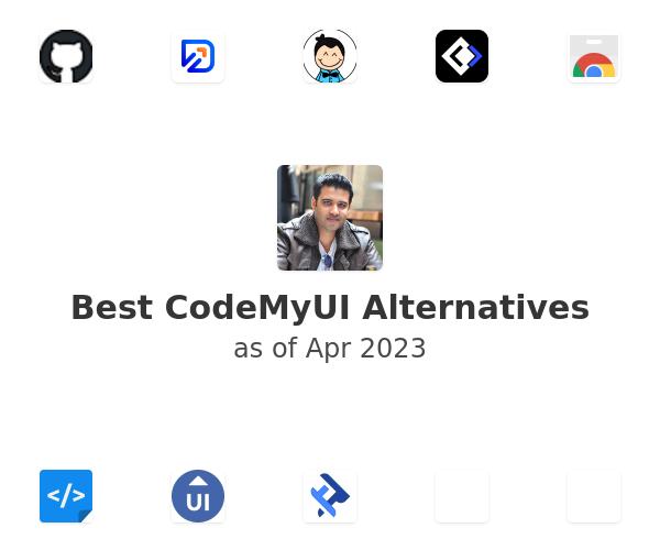 Best CodeMyUI Alternatives