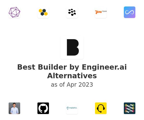 Best Builder by Engineer.ai Alternatives