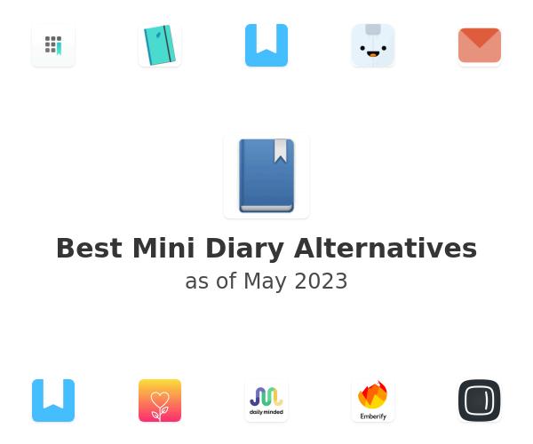 Best Mini Diary Alternatives
