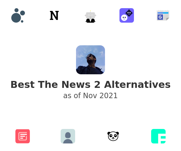 Best The News 2 Alternatives