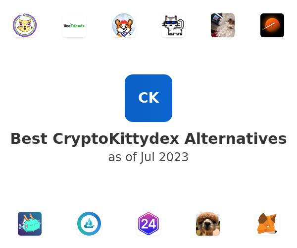 Best CryptoKittydex Alternatives