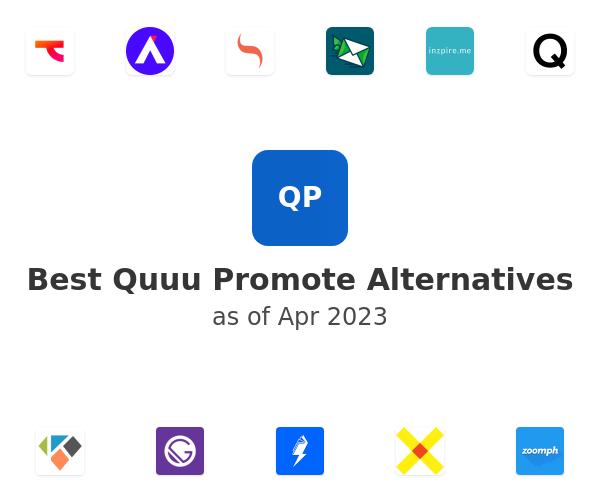 Best Quuu Promote Alternatives