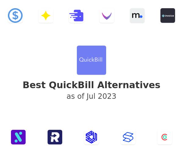 Best QuickBill Alternatives