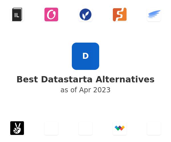 Best Datastarta Alternatives
