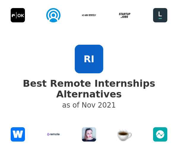 Best Remote Internships Alternatives