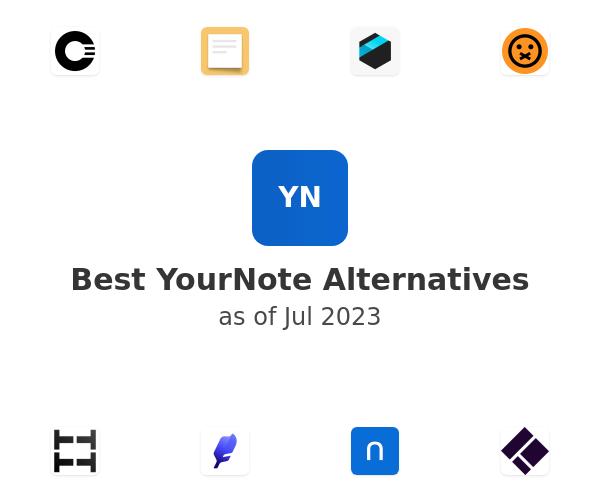 Best YourNote Alternatives