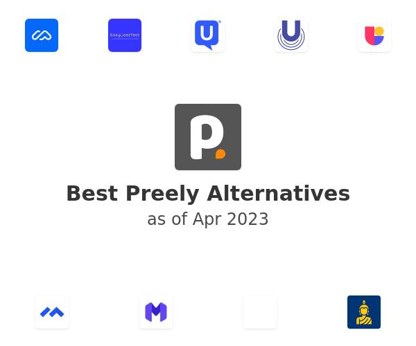 Best Preely Alternatives