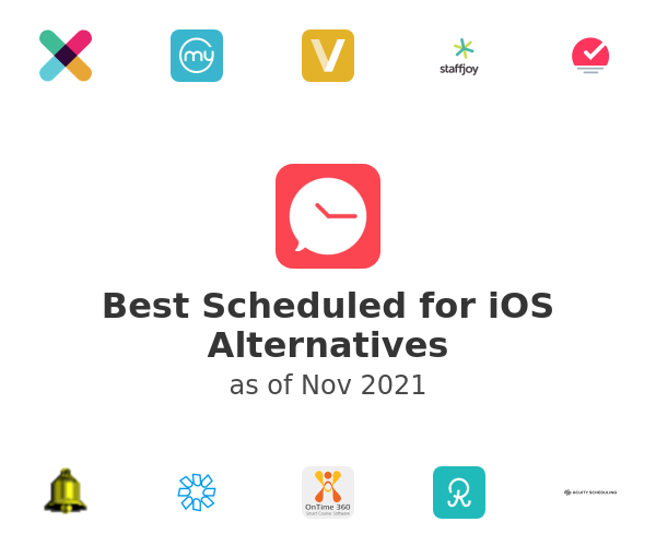 Best Scheduled for iOS Alternatives