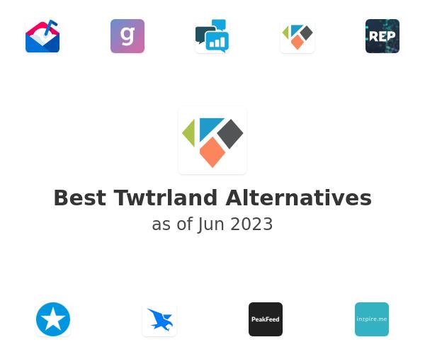 Best Twtrland Alternatives