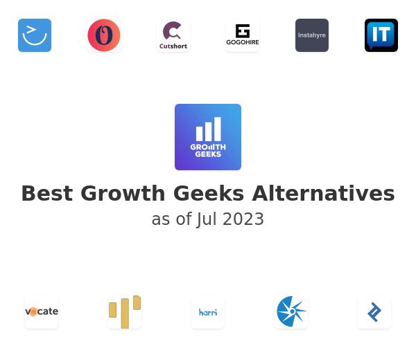 Best Growth Geeks Alternatives