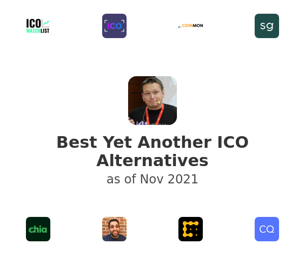 Best Yet Another ICO Alternatives