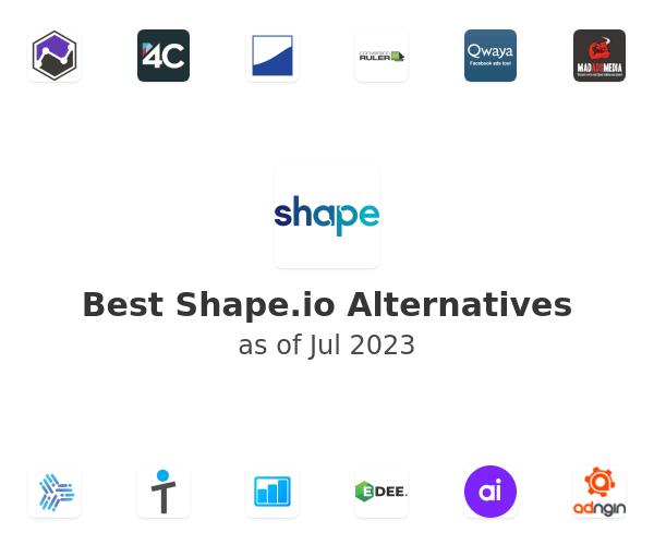 Best Shape.io Alternatives