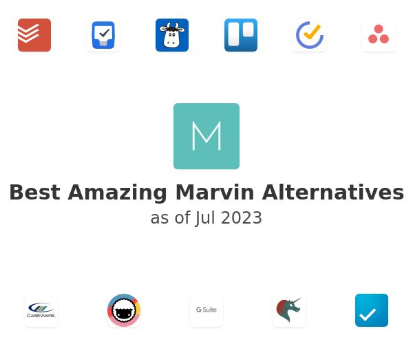 Best Amazing Marvin Alternatives