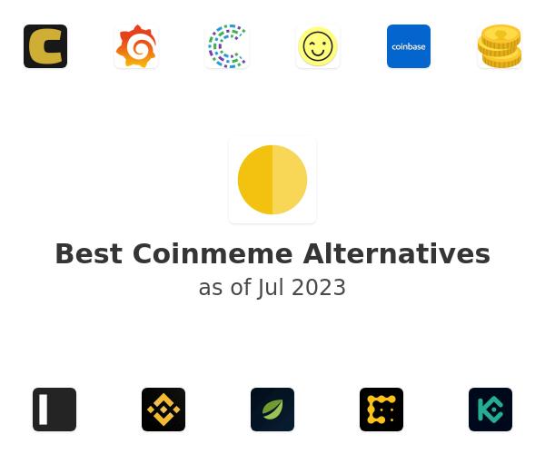 Best Coinmeme Alternatives