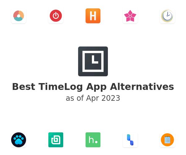 Best TimeLog Alternatives